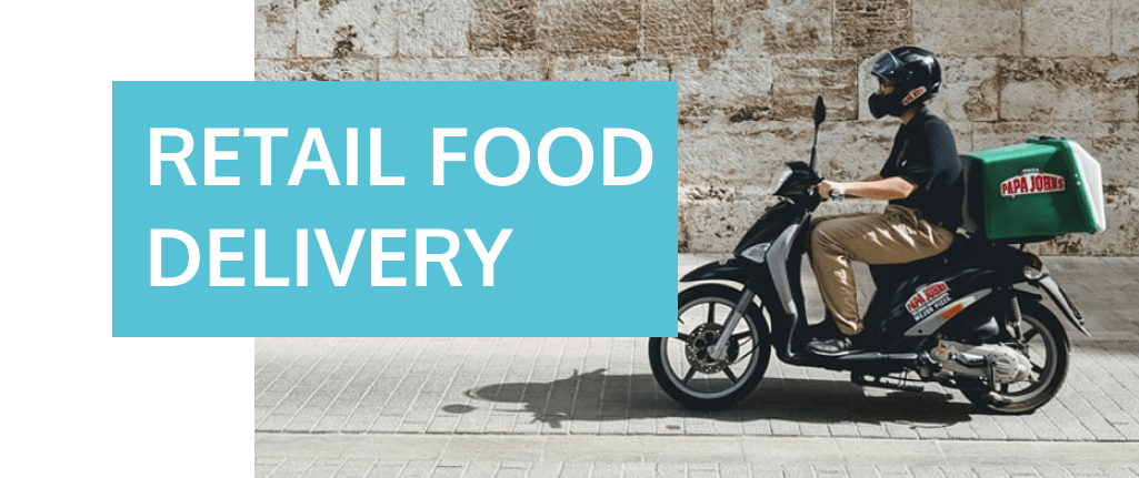 Delivery Service Development